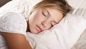 get sufficient sleep