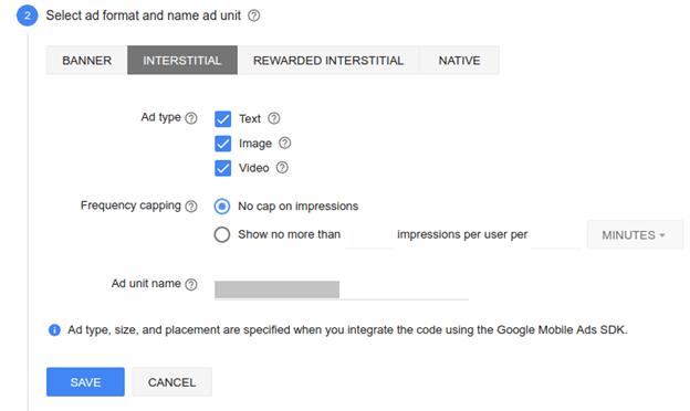 android Google Admob 3