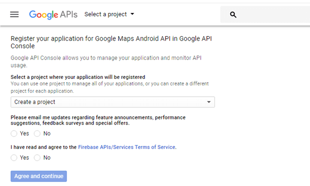 android Google Map 3