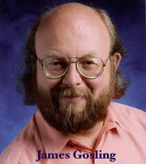 James Gosling - founder of java