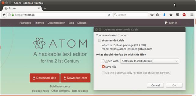 Software Atom 2