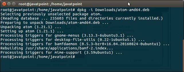 Software Atom 3