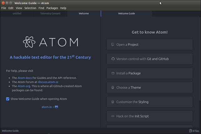 Software Atom 5