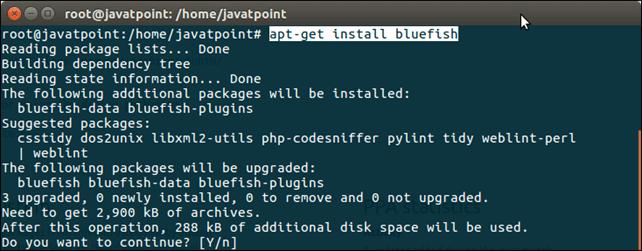 Software Bluefish 2