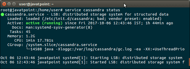 Software Cassandra 4