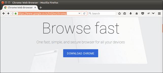 Software Chrome 1