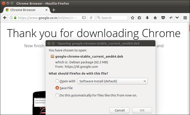 Software Chrome 3