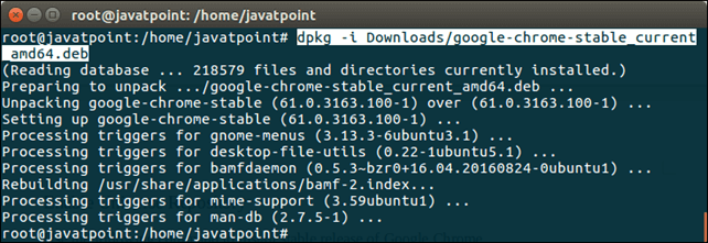 Software Chrome 4