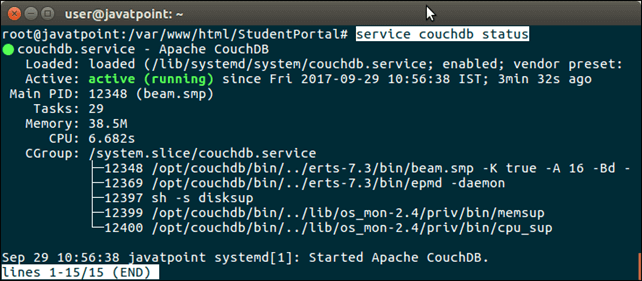Software CouchDB 5