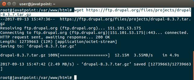 Software Drupal 1