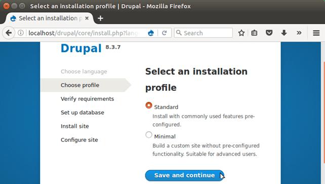 Software Drupal 3