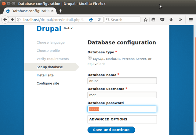 Software Drupal 5