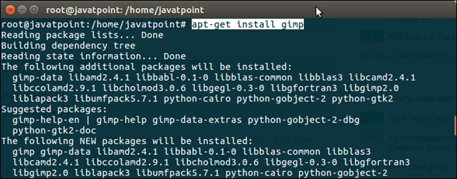 Software GIMP 2