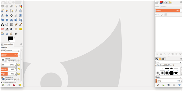 Software GIMP 4