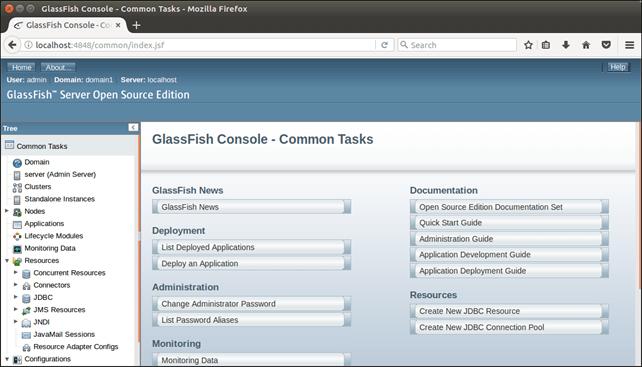Software Glassfish 3