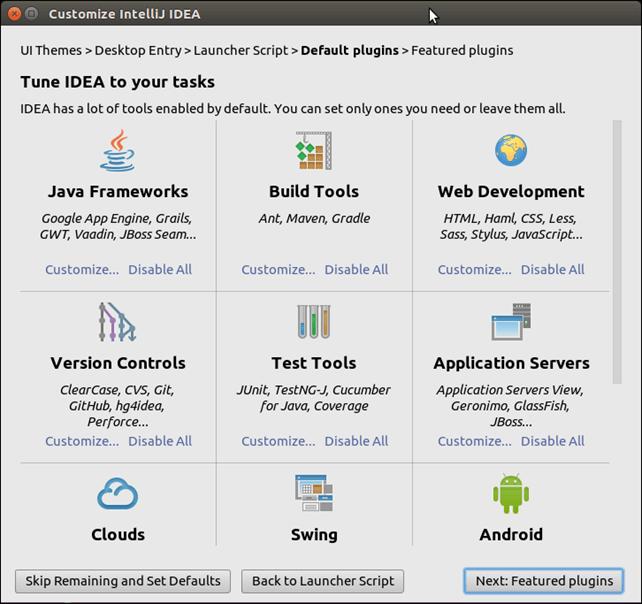 How to Install IntelliJ IDEA in Ubuntu - javaTpoint