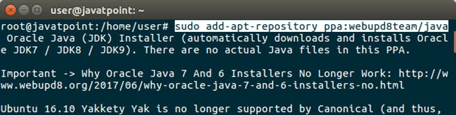 Software Java 2