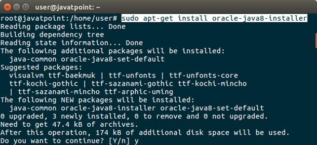 Software Java 3