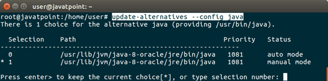 How to Install Java in Ubuntu - javaTpoint