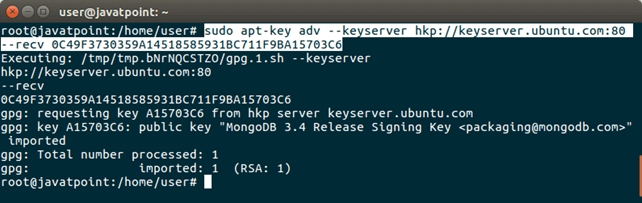 Software MongoDB 2