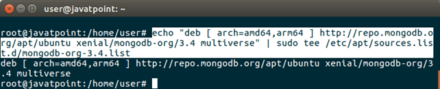 Software MongoDB 3