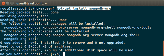 Software MongoDB 4