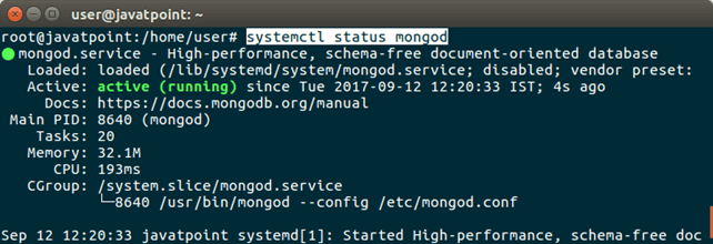 Software MongoDB 5