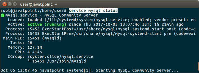 Software MySql 6