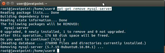 Software MySql 7