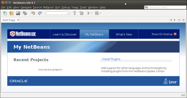 How to Install Netbeans in Ubuntu - javaTpoint