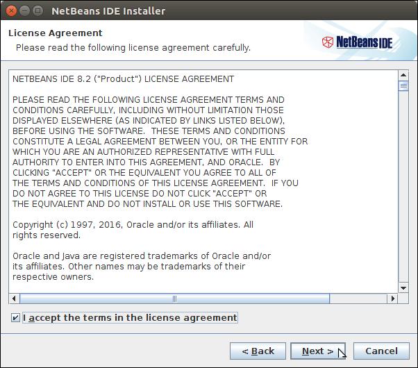 Software Netbeans 8