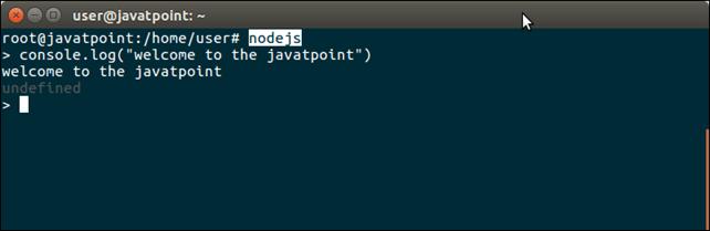 Software Nodejs 4