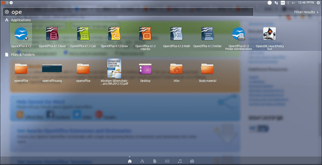 Software OpenOffice 6