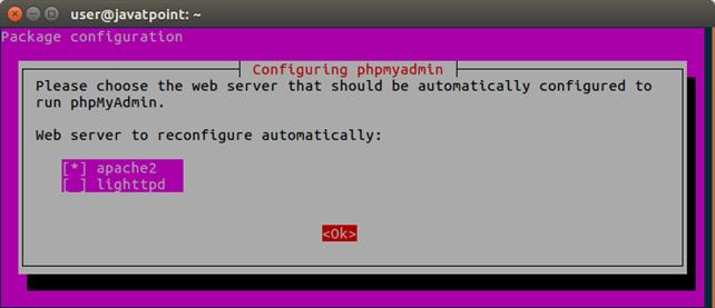 Software PhpMyAdmin 3