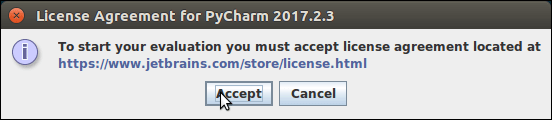 Software PyCharm 6