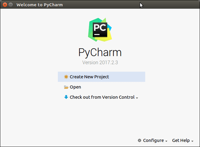 Software PyCharm 7
