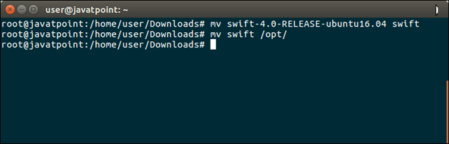 Software Swift 5