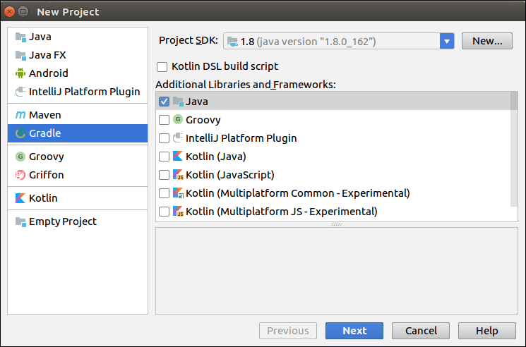 IntelliJ IDEA Build Tools - javatpoint