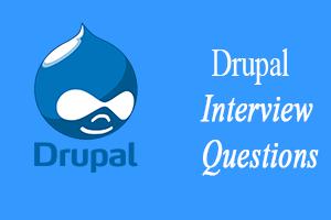 Drupal Interview Questions