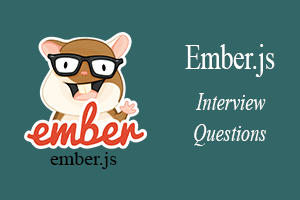 Ember js Interview Questions - javatpoint