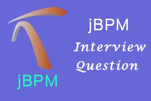 jBPM Interview Questions