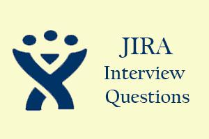 JIRA Interview Questions