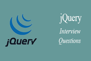Top 35 JQuery Interview Questions - javatpoint