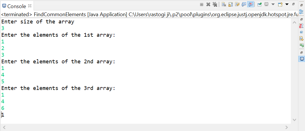 Microsoft Java Interview Questions