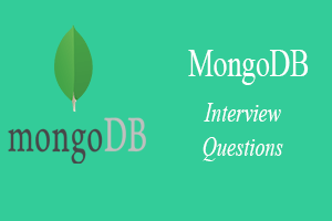 MongoDB Interview Questions