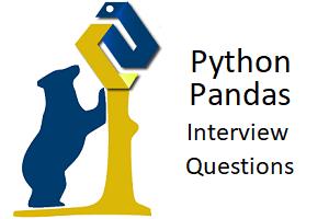 Python Pandas interview questions