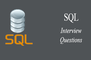SQL Interview Questions - javatpoint