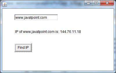 Java AWT Label