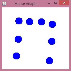 java awt mouseadapter example 1