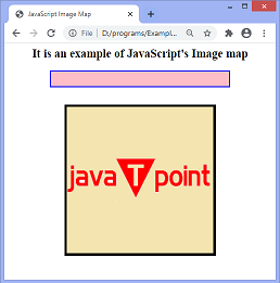 How to create an image map in JavaScript